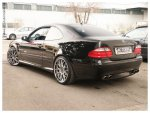 Mercedes W208 CLK Black AC
