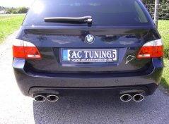 BMW Auspuffanlagen